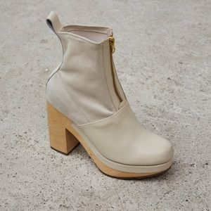 Rachel Comey pipe clog boots